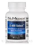 E-400 Select 60 Softgels