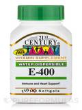 E-400 Water Dispersible - 110 Softgels