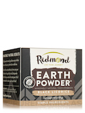 Earthpowder Black Licorice with Charcoal Toothpowder - 1.8 oz (51 Grams)