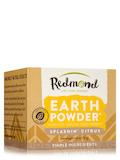Earthpowder Spashin' Citrus Toothpowder - 1.8 oz (51 Grams)
