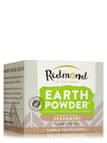 Earthpowder Unsweetened Spearmint Toothpowder - 1.8 oz (51 Grams)