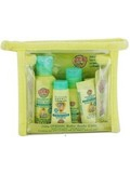 Earth's Best Baby Care Travel Kit 5 Pieces