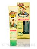 Earth's Best Strawberry & Banana Toddler Toothpaste 1.6 oz
