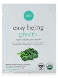 Easy Being Green: Organic Greens Powder, Citrus Flavor - 0.28 oz (8 Grams)