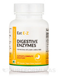 Eat E-Z - Digestive Enzymes - 30 Capsules