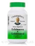Echinacea & Goldenseal 100 Vegetarian Capsules