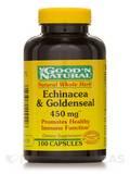 Echinacea & Goldenseal Blend 450 mg - 100 Capsules