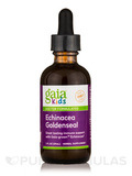 Echinacea Goldenseal for Kids (Alcohol Free) 2 oz (60 ml)