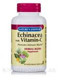 Echinacea with Vitamin-C - 90 Vegetarian Capsules