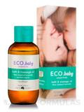 ECO. Baby Essentials Bath & Massage Oil (New Zealand Lavender) - 3.21 fl. oz (95 ml)
