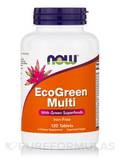EcoGreen Multi Iron-Free - 120 Tablets