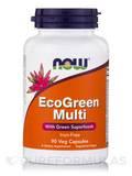 EcoGreen Multi Iron-Free - 90 Veg Capsules
