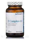 E-Complex 1:1 - 180 Softgels