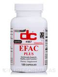 EFAC Plus 120 Capsules