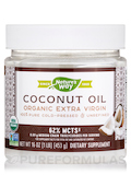 Organic Coconut Oil 16 oz (454 Grams)