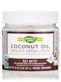 Organic Coconut Oil 16 oz (454 Grams)