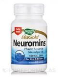 EfaGold Neuromins 100 mg DHA 60 Vegetarian Softgels