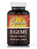 E-Gems 1000 IU 90 Soft Gels