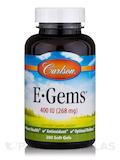 E-Gems 400 IU 200 Soft Gels