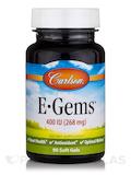 E-Gems® 400 IU - 90 Soft Gels