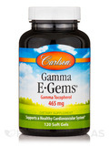 Gamma E-Gems® 465 mg - 120 Soft Gels