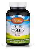 E-Gems® Gamma Tocopherol 465 mg - 120 Soft Gels