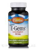 E-Gems Gamma 430 mg 60 Soft Gels