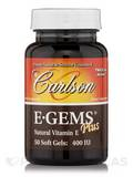 E-Gems Plus 400 IU 50 Soft Gels