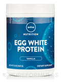 Egg White Protein (French Vanilla) 12 oz