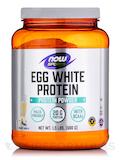 Eggwhite Protein Vanilla Creme 1.5 lb