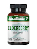 Elderberry - 60 Vegetable Capsules