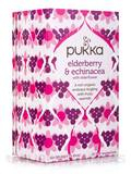 Elderberry & Echinacea with Elderflower Tea - 20 Sachets