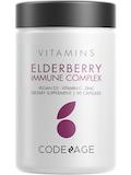 Elderberry Immune Complex - 90 Capsules