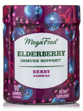 Elderberry Immune Support - 90 Gummies