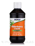 Elderberry Liquid 8 oz (237 ml)
