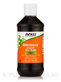 Elderberry Liquid for Kids - 8 fl. oz (237 ml)