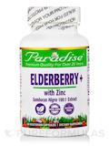 Elderberry+ with Zinc - 60 Vegetarian Capsules