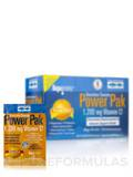 Electrolyte Stamina Power Pak with 1200 mg Vitamin C, Orange Blast Effervescent Flavor - Box of 30 P
