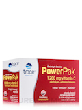 Electrolyte Stamina Power Pak with 1200 mg Vitamin C (Raspberry Flavor) - Box of 32 Packets (0.24 oz