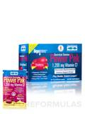 Electrolyte Stamina Power Pak with 1200 mg Vitamin C (Cranberry Flavor) - BOX OF 32 PACKETS
