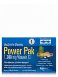 Electrolyte Stamina Power Pak with 1200 mg Vitamin C (Piña Colada Flavor) - BOX OF 32 PACKETS