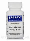 Eleuthero 0.8% E&B 60 Vegetable Capsules