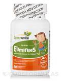 Eliminies for Kids, Fruity Flavor - 80 Chewable Tablets