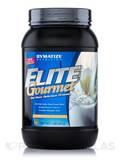 Elite Gourmet Protein French Vanilla - 2 lbs (907 Grams)