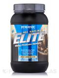 Elite Whey Protein All-Natural Rich Chocolate 2 lb