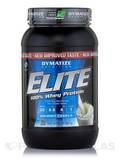 Elite 100% Whey Protein Gourmet Vanilla - 2 lbs (907 Grams)