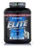 Elite 100% Whey Protein Gourmet Vanilla - 5 lbs (2,280 Grams)