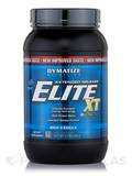 Elite XT Rich Vanilla - 2 lb (892 Grams)