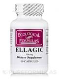 Ellagic 500 mg 60 Capsules