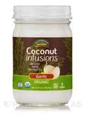 Ellyndale Organics™ Coconut Infusions™ - Garlic - 12 fl. oz (355 ml)